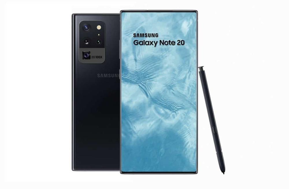 Thêm xác nhận có Galaxy Note 20 và Note 20+ cùng ra mắt