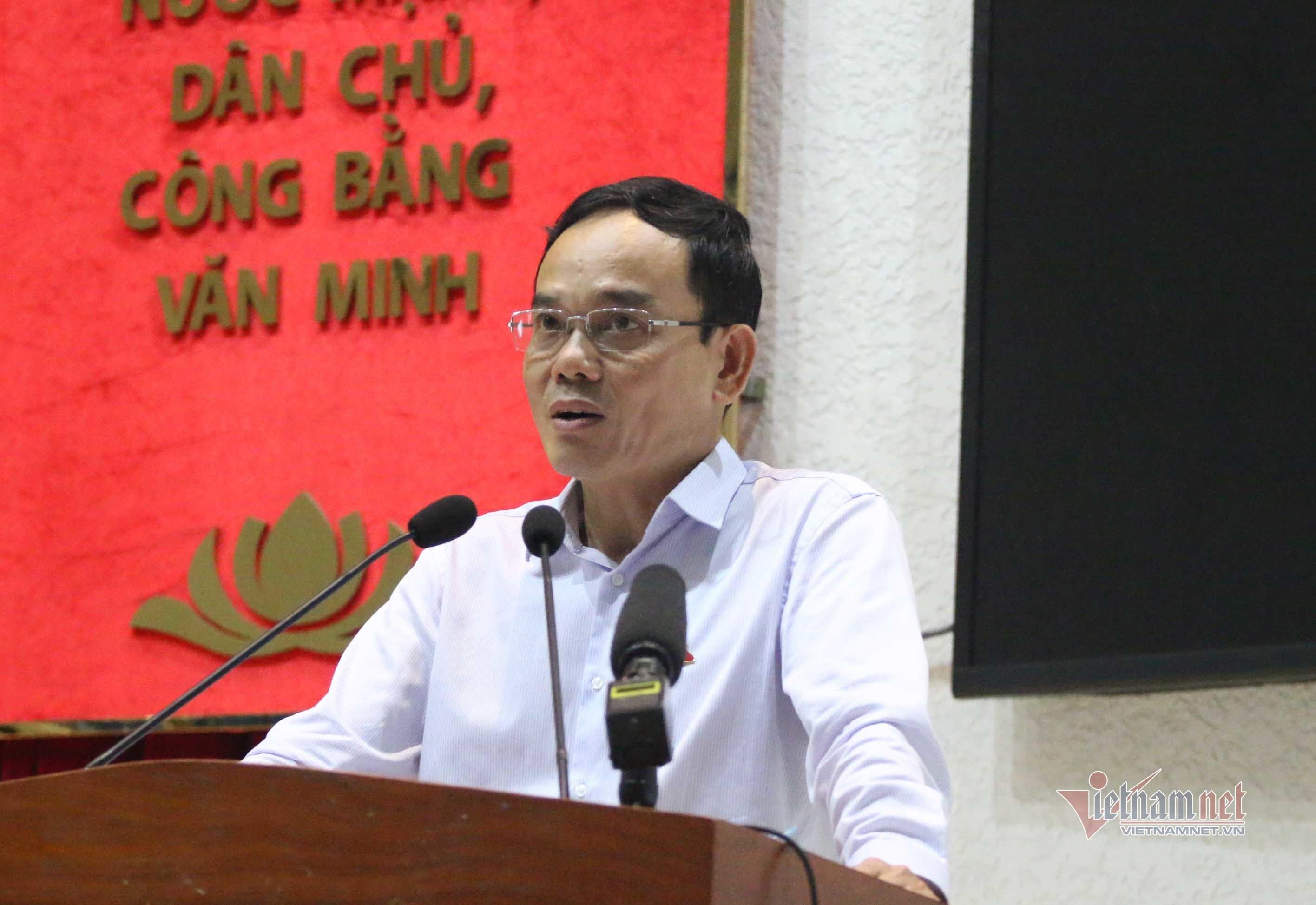 Cử tri TP.HCM đề nghị xử lý ông Lê Thanh Hải về mặt chính quyền