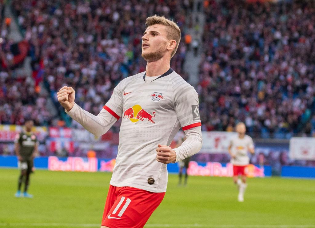 Liverpool 'chạy làng', MU và Chelsea đại chiến giành Timo Werner