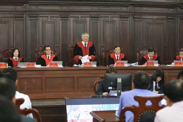 VKSND Tối cao giữ quan điểm về vụ án Hồ Duy Hải