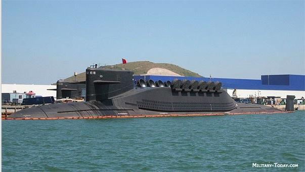 Sức mạnh tàu ngầm hạt nhân mới được TQ đưa vào sử dụng