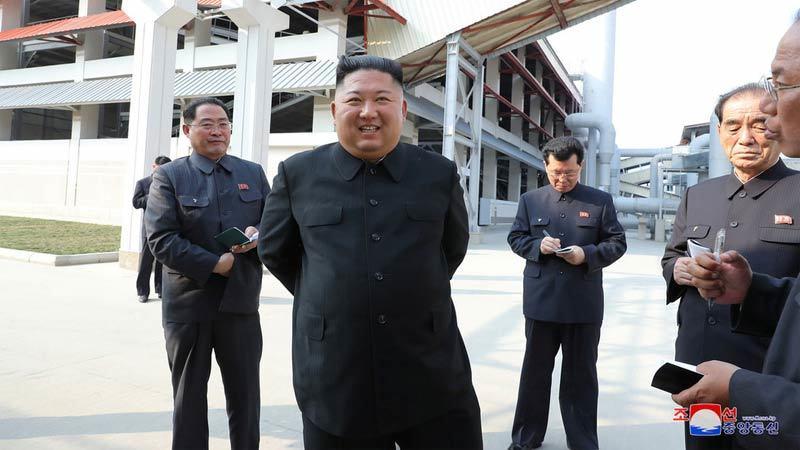 Tình báo Hàn Quốc chính thức lên tiếng về sức khỏe của Kim Jong Un