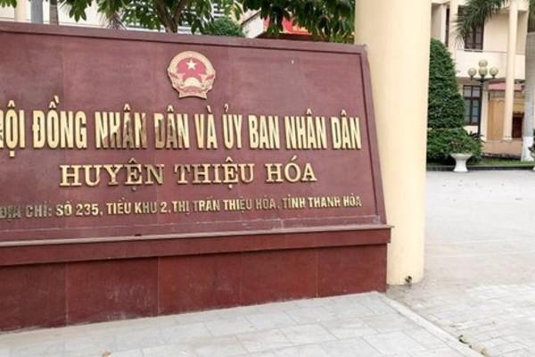 Cho tạm ứng 3,1 tỷ, huyện ở Thanh Hóa tính kiện xã ra tòa