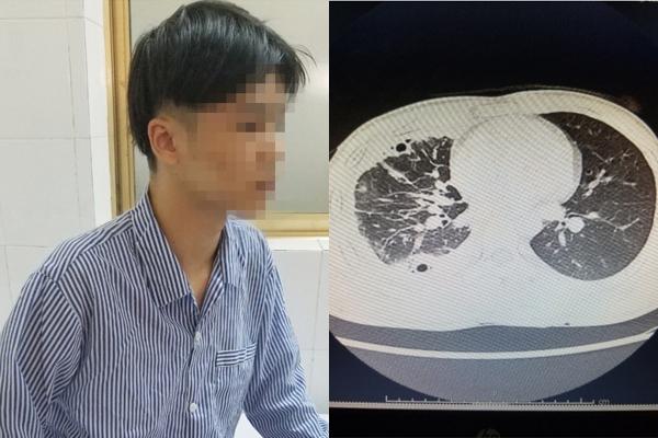 Bố mẹ mắc ung thư, bé trai đang chăm mẹ nhập viện vì bệnh nặng