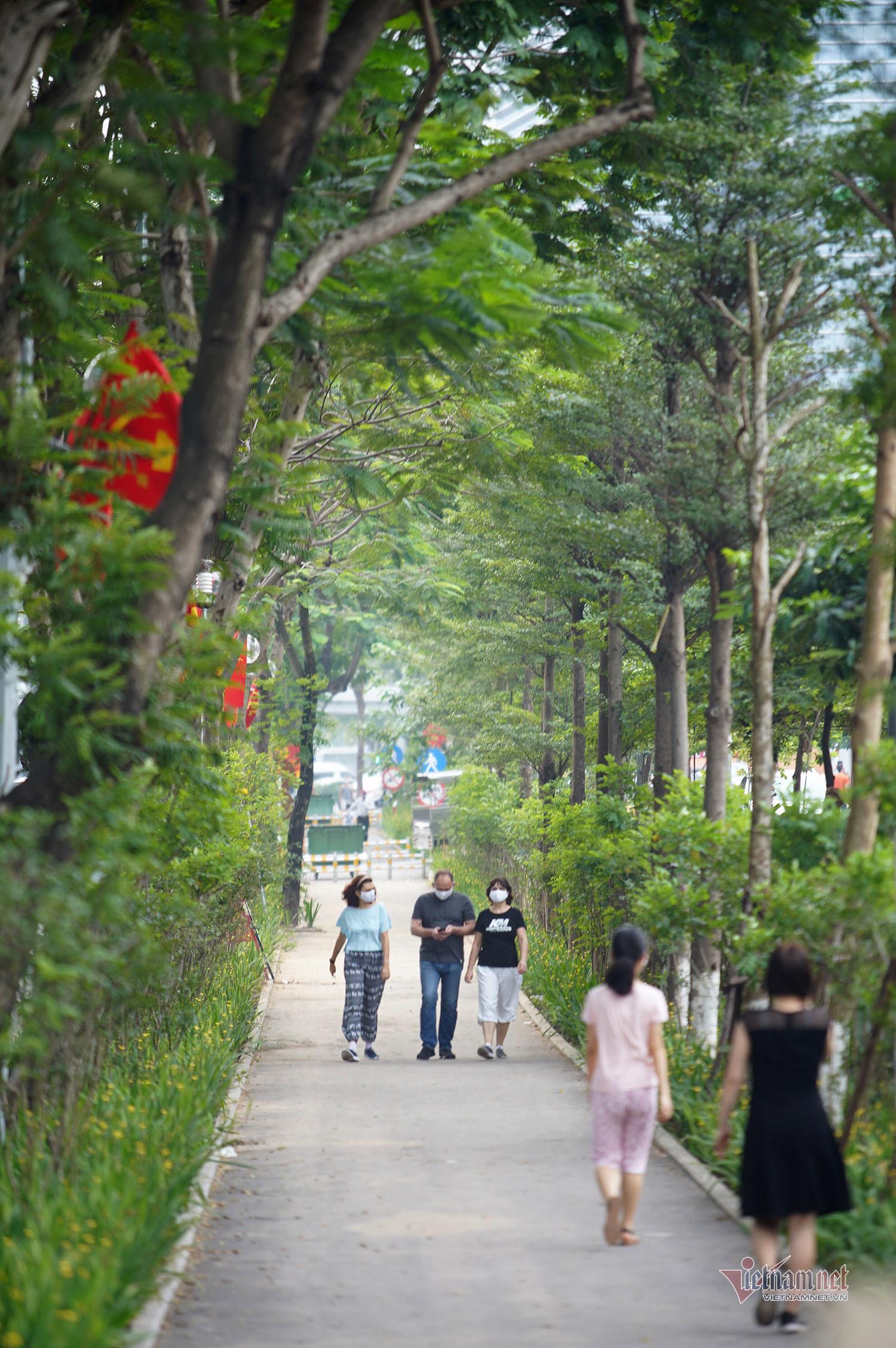 'Hô biến' mương bẩn thành đường ngàn cây xanh mát, ai cũng thích mê