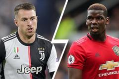 MU đón Ramsey, tống cổ Pogba sang Juventus