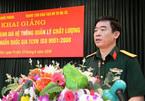 Bổ nhiệm trợ lý Bộ trưởng Quốc phòng làm Chính ủy Cảnh sát biển VN