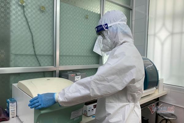 Hải Dương chẳng cần chi tiền tỷ, dùng máy xét nghiệm HIV tìm Covid-19