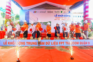 Construction on biggest data centre in Vietnam starts