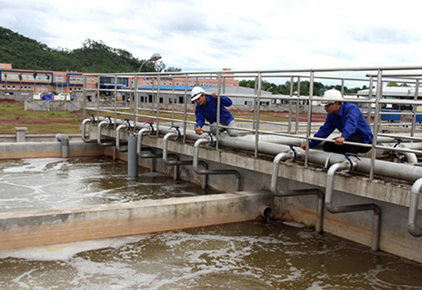 Environmental protection,new decree on,fees for industrial wastewater treatment