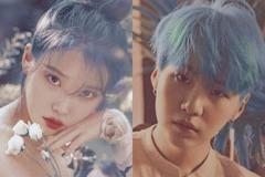 Siêu phẩm của IU và Suga (BTS) gây bão làng Kpop