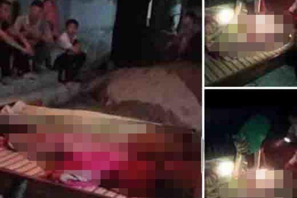 Nghi vấn mẹ ôm 3 con gái nhảy xuống suối tự tử ở Hoà Bình