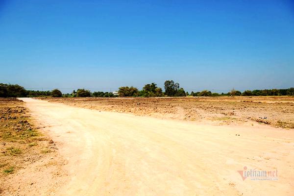"""Khu đất 60ha """"gắn mác"""" dự án Hồ Tràm Riverside rồi phân lô bán nền"""