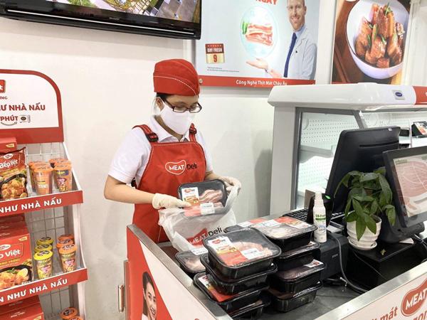 Thịt lợn đắt đỏ, MEATDeli vẫn ưu đãi giá sốc