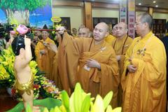 Phật đản 2020 được tổ chức an lạc, gọn nhẹ tại chùa Quán Sứ