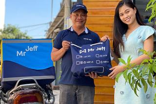 Mr Jeff - Ứng dụng giặt là giao nhận tận nhà cho người trẻ bận rộn.