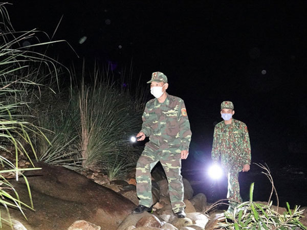 Sibling soldiers on the frontline against pandemic