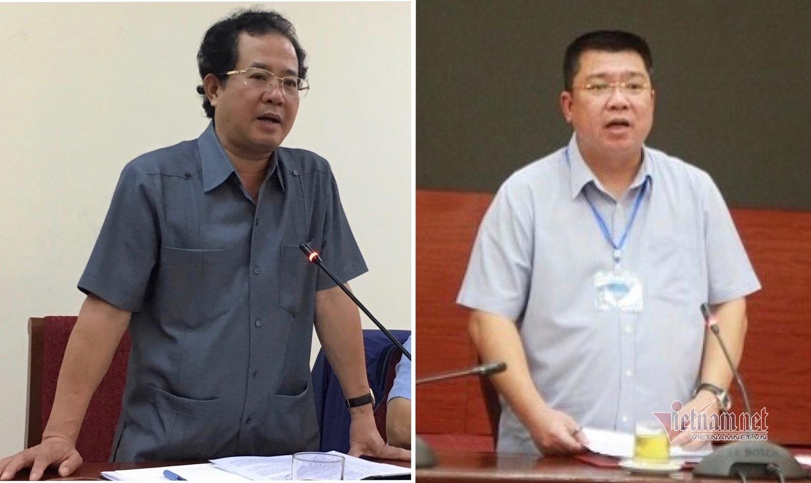Nghiêm túc rút kinh nghiệm 2 lãnh đạo quận