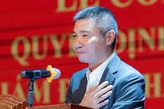 NSND Công Lý lên chức Phó giám đốc Nhà hát Kịch Hà Nội