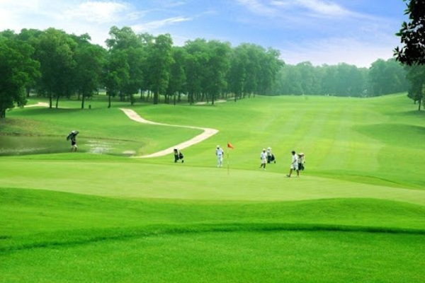 Những loại đất được kinh doanh sân golf