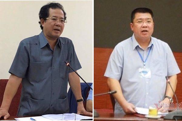 Tổ chức rút kinh nghiệm 2 Phó Chủ tịch quận vụ người chết ký xác nhận đất