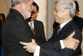 Vietnam, Brazil bolster comprehensive partnership ties