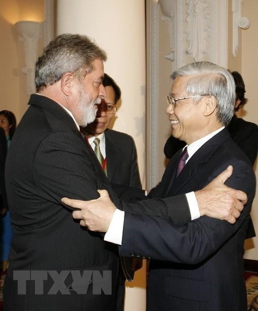 Vietnam-Brazil relations,brazil,diplomatic relations