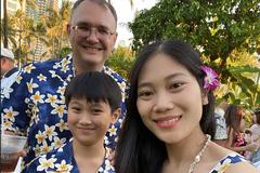 Say đắm mẹ đơn thân Việt, người đàn ông Mỹ cầu hôn sau 2 lần gặp gỡ