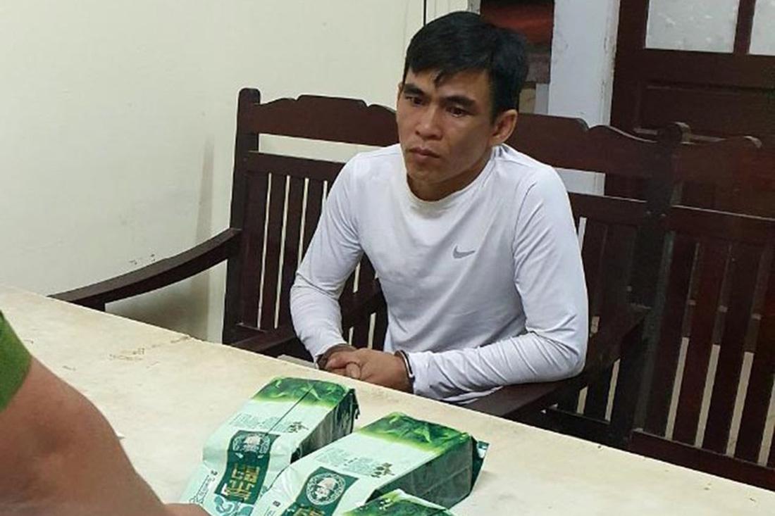 Bắt vụ vận chuyển ma túy hơn 3 tỷ đồng ở Nghệ An