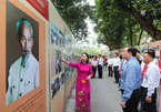 Exhibition sheds light on President Ho Chi Minh's fight for peace