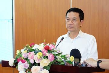 Toàn văn phát biểu của Bộ trưởng Nguyễn Mạnh Hùng tại Lễ ra mắt nền tảng mã bưu chính quốc gia Vpostcode