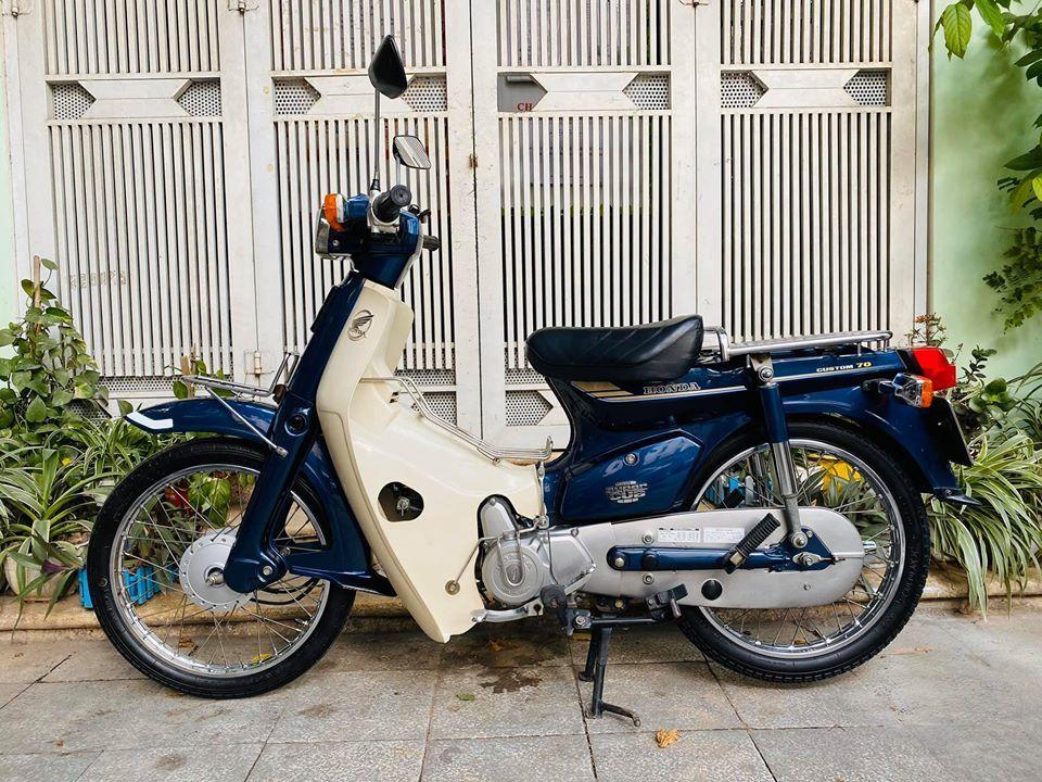 Loạt Honda Cub 82 gây sốt giá đắt đỏ đến trăm triệu