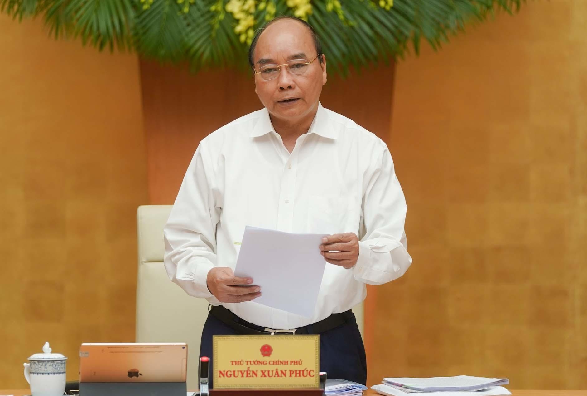 Thủ tướng khen TP.HCM là điểm sáng về phòng, chống dịch Covid-19