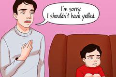 7 dấu hiệu cho biết bạn là cha mẹ tốt