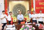 Ban Bí thư chuẩn y nhân sự Ban Thường vụ Tỉnh ủy Thanh Hóa