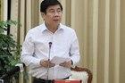 TP.HCM điều chỉnh công việc sau khi ông Trần Vĩnh Tuyến bị khởi tố