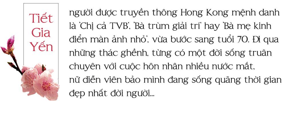 Tiết Gia Yến,Sao Hoa ngữ,TVB