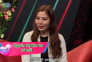 Cặp đôi 'một lần đò' lên truyền hình hẹn hò