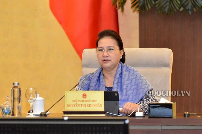 Phó Chủ tịch nước: Vai trò đoàn ĐBQH ở đâu trong vụ Nguyễn Xuân Đường
