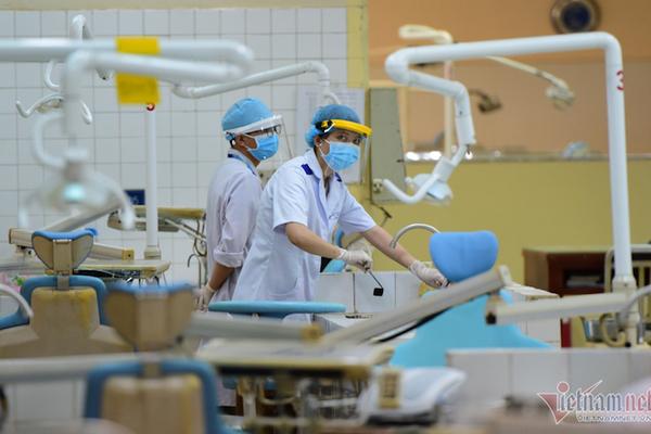 Trường y cả nước không thi riêng