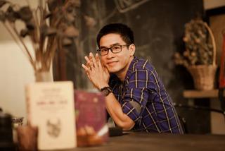 'Nhà thơ best-seller' Nguyễn Phong Việt: 'Bạn đọc đau 1, tôi đau 10'