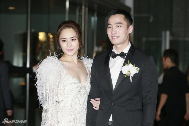 Chung Hân Đồng ly hôn vì chồng nhiều lần ngoại tình với hotgirl