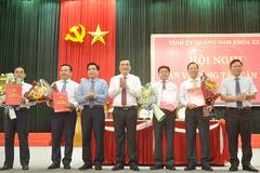 Công bố quyết định của Ban Bí thư về nhân sự tại Quảng Nam