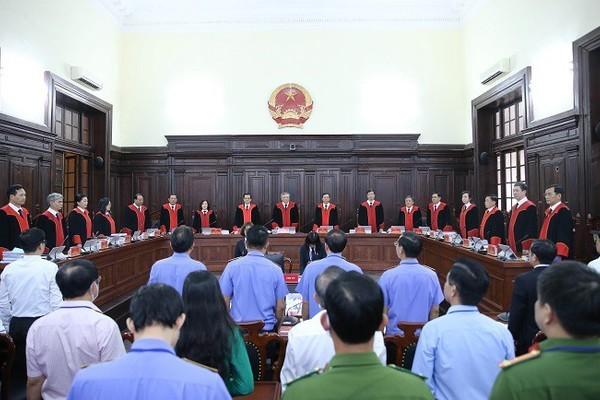 Bác kháng nghị, y án tử hình Hồ Duy Hải