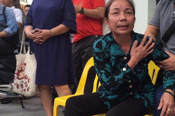 Mẹ Hồ Duy Hải kêu cứu Chủ nhiệm UB Tư pháp của Quốc hội