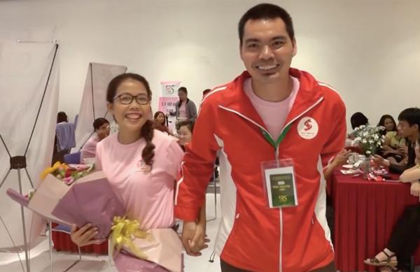 Nặng 38kg, người phụ nữ Nam Định trở thành hoa hậu Thalassemia