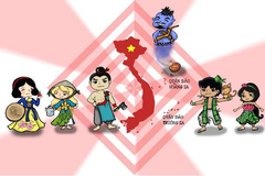 Lạ lẫm Bạch Tuyết, Aladin, thần đèn đậm 'chất Việt'
