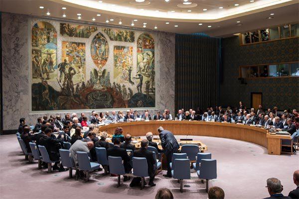 Căng với TQ và WHO, Mỹ ngăn Liên Hợp Quốc ra nghị quyết ngưng bắn toàn cầu