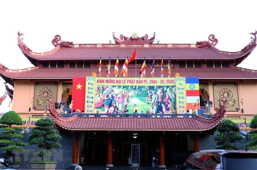 Vietnam commemorates Lord Buddha's 2564th birthday