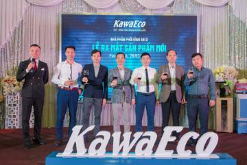 KawaEco ra mắt thị trường Việt loạt sản phẩm mới